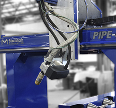 5 Axis Bevel - Pipe Cutter by Machitech