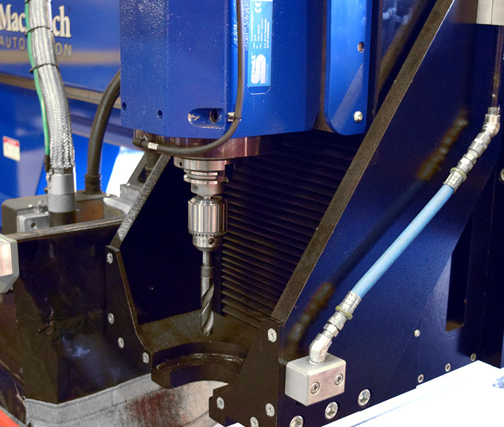 Drill Cutting Systems by Machitech