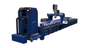 Pipe Cut CNC Pipe Cutting System