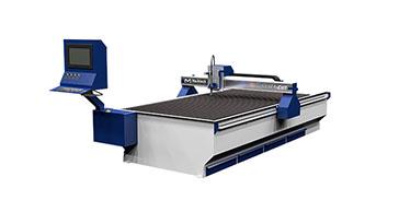 Silver Cut CNC Plasma Table