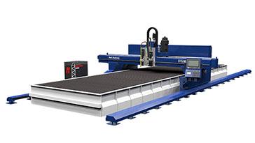 Titanium Cut CNC Plasma Table