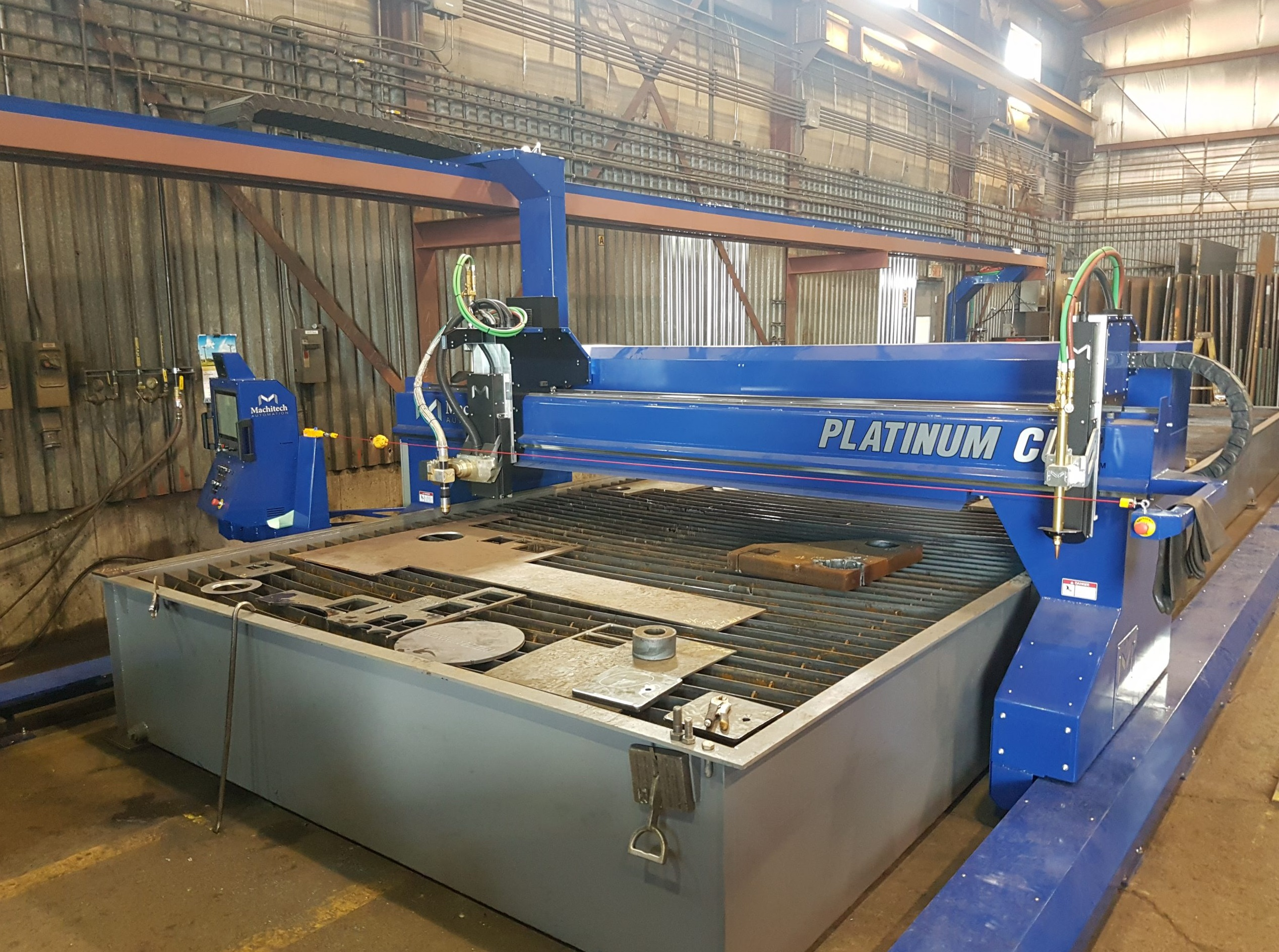 How CNC Plasma Cutting Systems Improve Efficiency