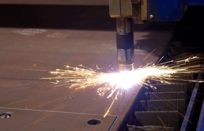 Tips for Piercing Steel With Oxy-Fuel Torch
